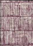Era Wallpaper ER19034 Square Horizon Wine Red By DecoPrint For Galerie